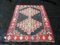 Vintage Wool Kilim Rug 25106