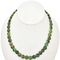 10mm Australian Jade Beads 16 inch Long Strand