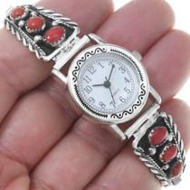 Navajo Ladies Coral Watch 23015