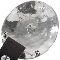 Hammered Silver Southwest Concho Belt 15764