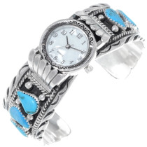 Turquoise Ladies Watch Bracelet 24441