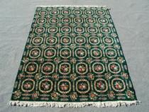 Handmade Wool Pile Rug 25140