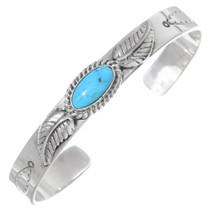 Navajo Turquoise Bracelet 23744