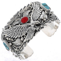 Big Boy Eagle Cuff Bracelet 15868