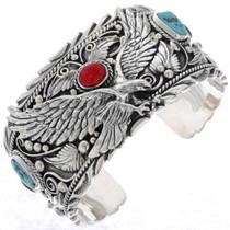 Big Boy Eagle Cuff Bracelet 15868