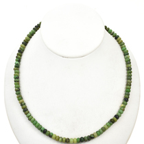 Australian Jade 6mm Rondel Beads 16 Inch Strand