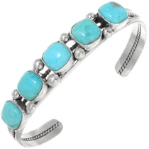 Native American Turquoise Cuff Bracelet 23550
