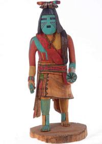 Hopi Tewa Flute Kachina Doll 23150
