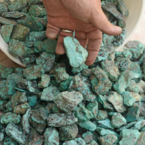 Rough Turquoise Nuggets 25643