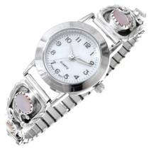 Native American Pink Shell Watch 24450