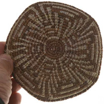Indian Horsehair Tray 26802