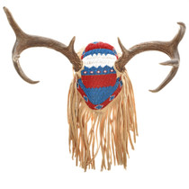 Native American Deer Antler Rack 20922