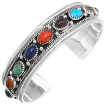 Native American Gemstone Bracelet 16162