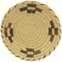 Coyote Tracks tohono O'odham Basket 27213