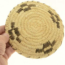Papago Indian Handwoven Basket 27213