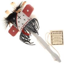 Warrior Kachina Rattle
