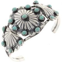 Turquoise Concho Bracelet 24750