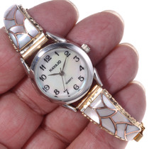 Inlaid Shell Southwest Watch 24474