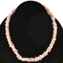 2mm by 10mm Genuine Launa Shell Beads 16 inch Long Strand