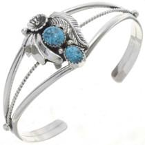 Kingman Turquoise Bracelet 27252