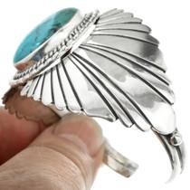 Navajo Turquoise Bracelet 23910
