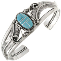Sleeping Beauty Turquoise Bracelet 12793