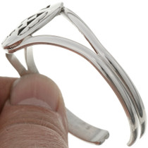 Southwest Silver Ladies Cuff 27175