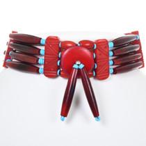Navajo Bone Choker 26113