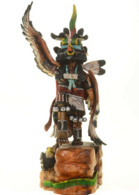 Eagle Kachina Doll 21631