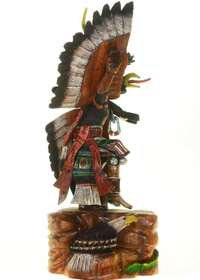 Hopi Kachina Doll 21631