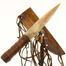 Indian Bone Knife 25166