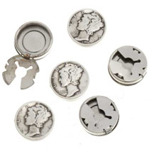 Snap On Button Cover 14637
