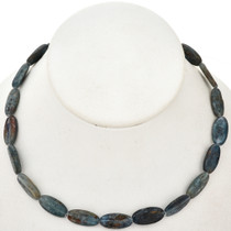 9mm x 18mm Kyanite Beads 16 inch Long Strand