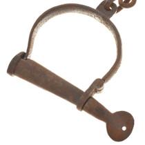Iron Leg Cuffs 18705