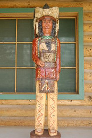 Chief Cigar Store Indian 33988