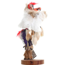 Red Tail Hawk Kachina Doll
