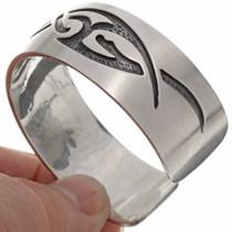 Overlaid Tribal Bracelet 10220