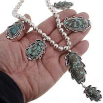 Turquoise Southwest Necklace 7366