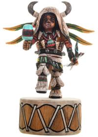 Buffalo Dancer Kachina 23604