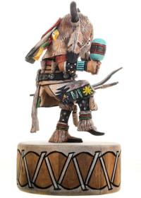 Hopi Cottonwood Kachina 23604