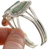 Navajo Ladies Silver Cuff 26375