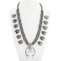 Reversible Naja Necklace 26433