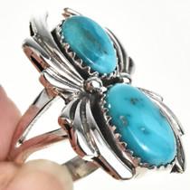 Sleeping Beauty  Turquoise Ring 29091