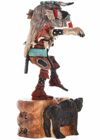 Cottonwood Hopi Kachina Doll 23529
