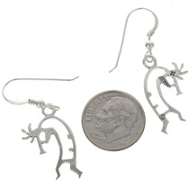 Dangling Kokopelli French Hooks 23642