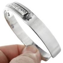 Navajo Sterling Unisex Jewelry 22855