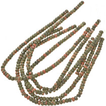 Faceted 8mm Genuine Stone Beads 3698
