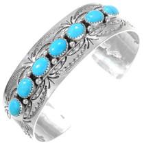 Sleeping Beauty Turquoise Bracelet Cuff 23936