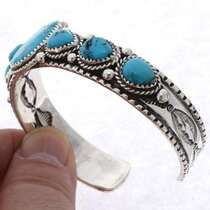 Native American Traditional Cuff Bracelet 25538