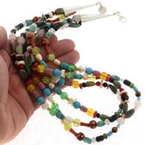 Three Strand Treasure Necklace 25523